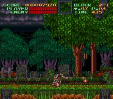 Super Castlevania 4 SNES 32