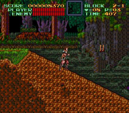 Super Castlevania 4 SNES 34
