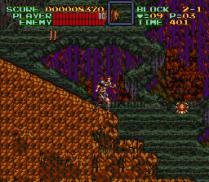 Super Castlevania 4 SNES 35