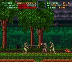 Super Castlevania 4 SNES 43