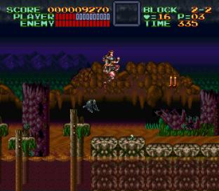 Super Castlevania 4 SNES 45