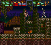 Super Castlevania 4 SNES 50