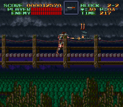 Super Castlevania 4 SNES 53