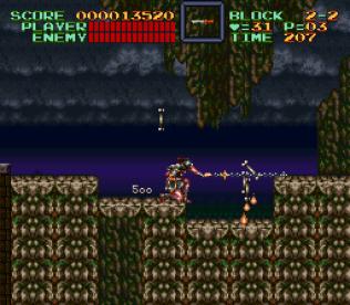 Super Castlevania 4 SNES 55