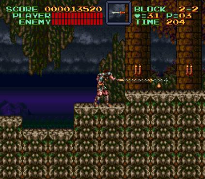 Super Castlevania 4 SNES 56