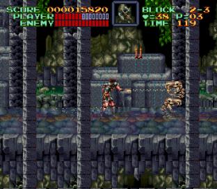 Super Castlevania 4 SNES 64