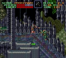 Super Castlevania 4 SNES 65