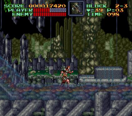 Super Castlevania 4 SNES 67