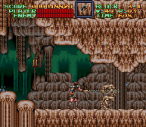 Super Castlevania 4 SNES 73