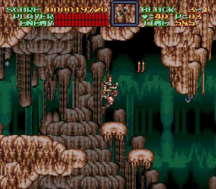 Super Castlevania 4 SNES 75