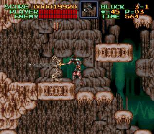 Super Castlevania 4 SNES 77