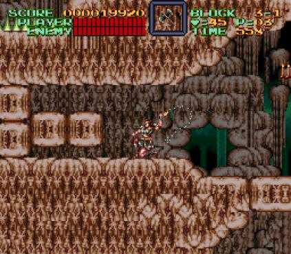 Super Castlevania 4 SNES 78
