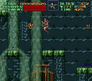 Super Castlevania 4 SNES 86