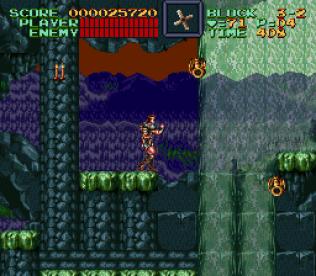 Super Castlevania 4 SNES 88