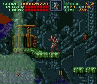 Super Castlevania 4 SNES 89