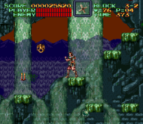 Super Castlevania 4 SNES 91