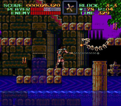 Super Castlevania 4 SNES 97