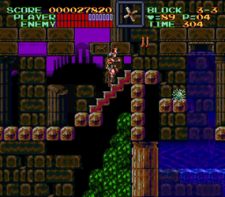 Super Castlevania 4 SNES 98
