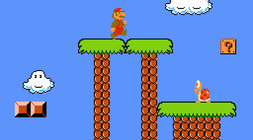 Super Mario Bros The Lost Levels The King Of Grabs