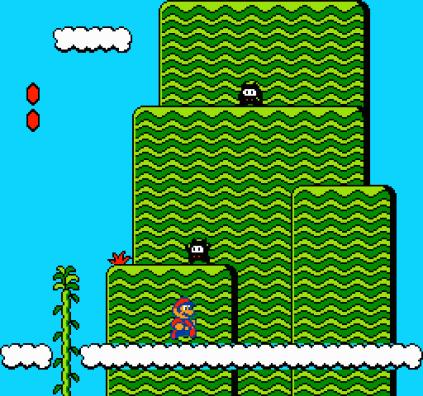 Super Mario Bros 2 NES 09