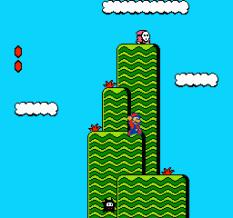 Super Mario Bros 2 NES 10