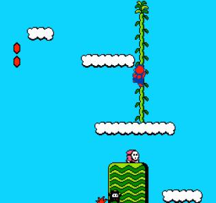 Super Mario Bros 2 NES 11