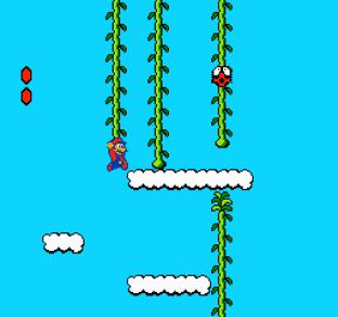Super Mario Bros 2 NES 12