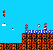 Super Mario Bros 2 NES 15