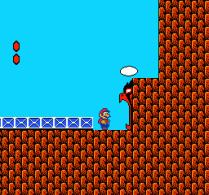 Super Mario Bros 2 NES 16