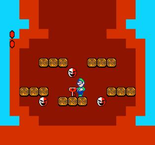 Super Mario Bros 2 NES 20