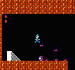 Super Mario Bros 2 NES 22