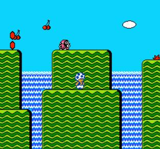 Super Mario Bros 2 NES 31
