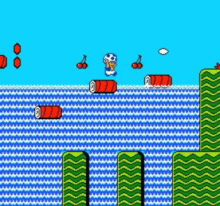 Super Mario Bros 2 NES 34