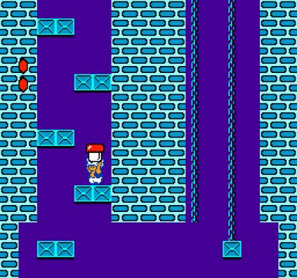 Super Mario Bros 2 NES 42