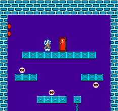 Super Mario Bros 2 NES 43