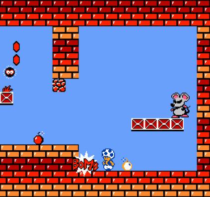 Super Mario Bros 2 NES 53