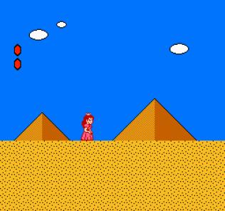 Super Mario Bros 2 NES 54
