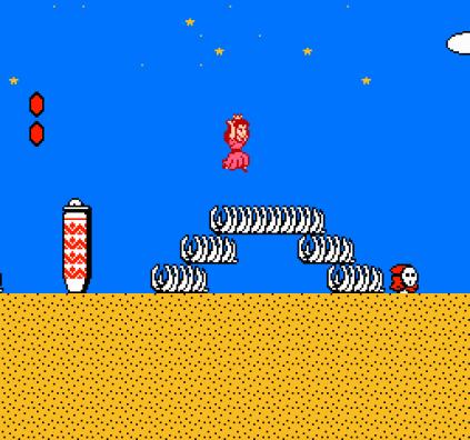 Super Mario Bros 2 NES 56
