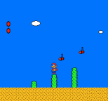 Super Mario Bros 2 NES 70