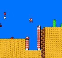 Super Mario Bros 2 NES 72