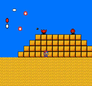 Super Mario Bros 2 NES 75