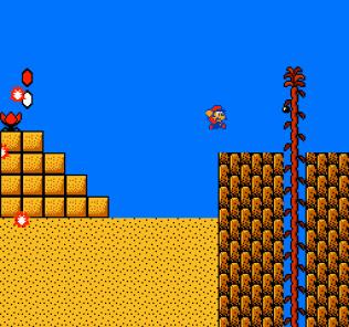 Super Mario Bros 2 NES 76