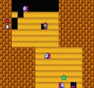 Super Mario Bros 2 NES 77