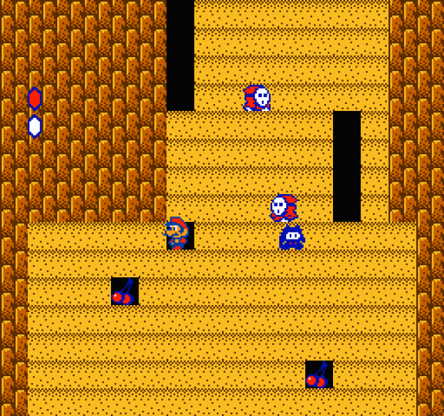 Super Mario Bros 2 NES 78