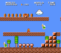 Super Mario Bros 2 Nintendo FDS 06
