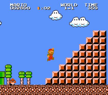 Super Mario Bros 2 Nintendo FDS 09