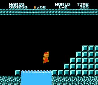 Super Mario Bros 2 Nintendo FDS 12