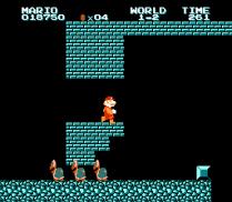 Super Mario Bros 2 Nintendo FDS 17