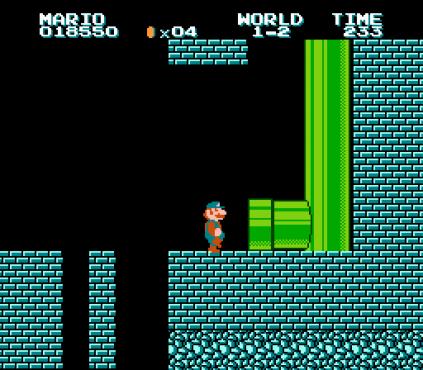 Super Mario Bros 2 Nintendo FDS 20
