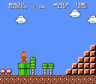 Super Mario Bros 2 Nintendo FDS 21